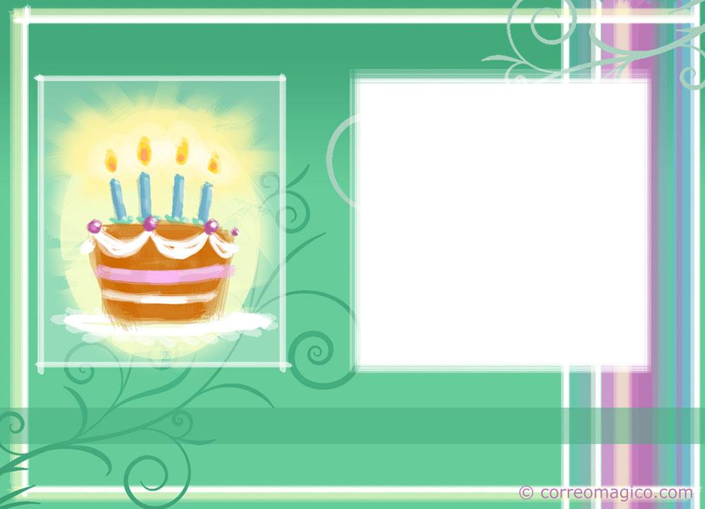 Lujo Fotos Imprimibles De Cumpleaños Friso - Dibujos Para Colorear ...