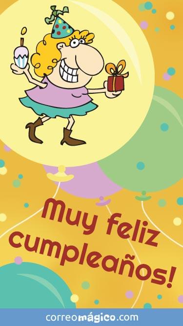 En el dia de su cumpleaños muchas personas se sienten felices, otras deprimidas, otras eufóricas, otras nostálgicas... pero pocas deben sentirse tan queridas como tu. Muchas felicidades en tu dia