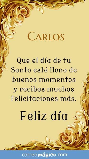 San Carlos