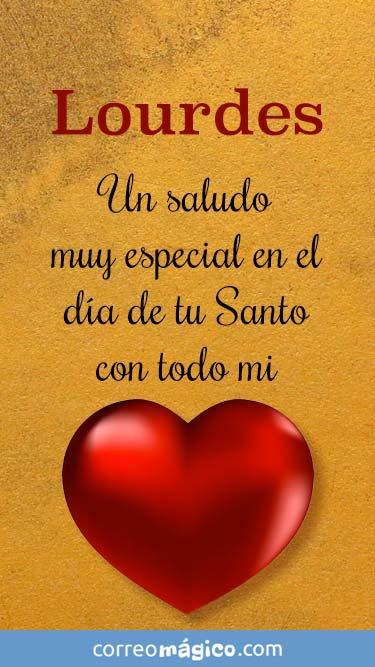 Santa Lourdes