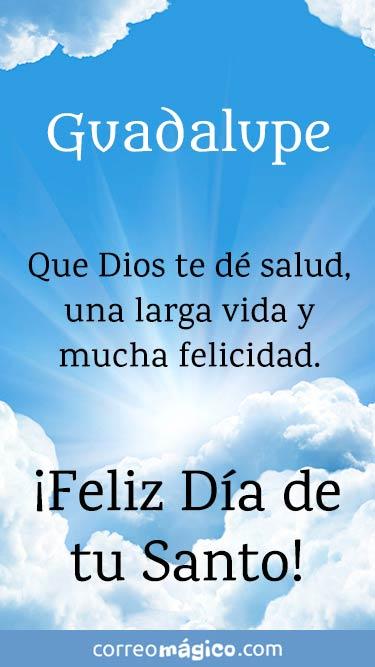Santa Guadalupe