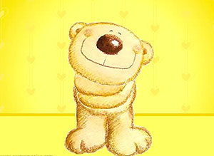 Imagen de Aniversarios para compartir gratis. Un amoroso abrazo sólo para ti!