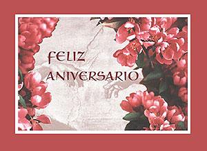 Imagen de Aniversarios para compartir gratis. El amor es...