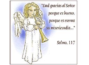 Imagen de Pascuas para compartir gratis. Angel