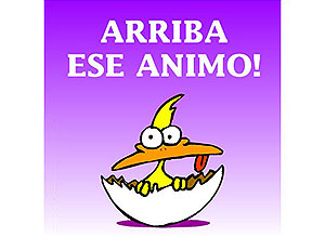 Imagen de Animo para compartir gratis. Arriba!