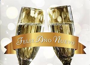 Imagen de Año Nuevo para compartir gratis. Que éste sea el mejor año de todos