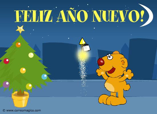 Imagen de Año Nuevo para compartir gratis. Propósito para el año nuevo