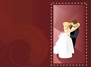 tarjeta de bodas para compartir que sean muy felices