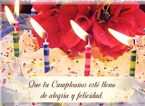 Imagen de Cumpleaños para compartir gratis. Mereces lo mejor