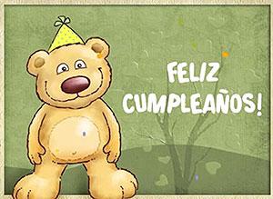 Imagen de Cumpleaños para compartir gratis. Estás en mi corazón