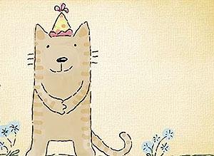 Imagen de Cumpleaños para compartir gratis. Una tarjeta especial…