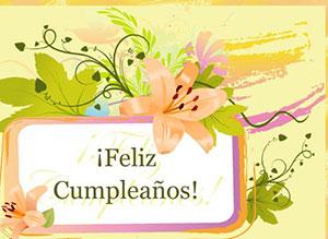 Imagen de Cumpleaños para compartir gratis. Eres un regalo de Dios