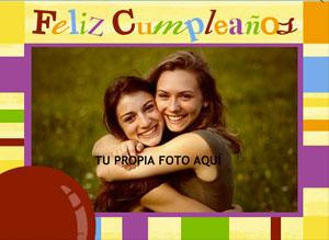 Imagen de Cumpleaños para compartir gratis. Feliz Cumpleaños