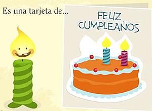 Imagen de Cumpleaños para compartir gratis. Gracias por existir!