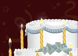 Imagen de Cumpleaños para compartir gratis. Pide tus deseos en grande!
