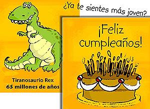 Imagen de Cumpleaños para compartir gratis. Para que te sientas joven