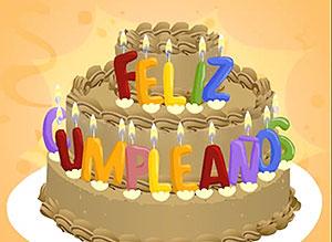 Imagen de Cumpleaños para compartir gratis. El más feliz cumpleaños