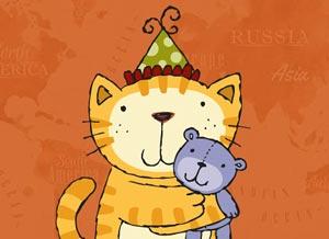 Imagen de Cumpleaños para compartir gratis. Increíble como tú