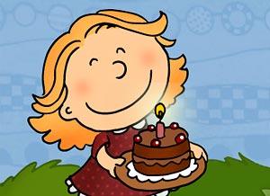 Imagen de Cumpleaños para compartir gratis. Un gran día para una gran persona