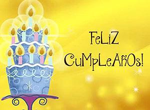 Imagen de Cumpleaños para compartir gratis. Que tus deseos se hagan realidad