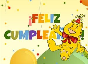Imagen de Cumpleaños para compartir gratis. Eres importante para mí