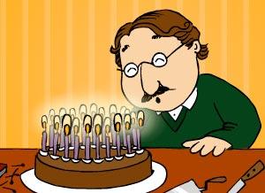 Imagen de Cumpleaños para compartir gratis. Feliz Cumpleaños, tío!