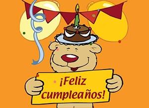 Imagen de Cumpleaños para compartir gratis. Sorpresa de cumpleaños