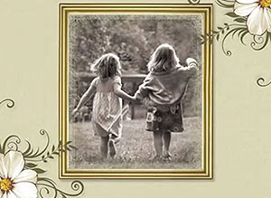 Imagen de Día de la Amigo para compartir gratis. Cuenta conmigo siempre
