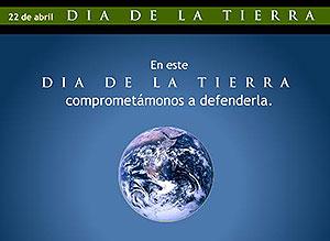Imagen de Día de la Tierra para compartir gratis. Defender la Tierra