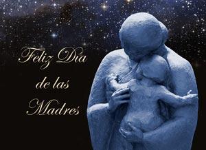 Imagen de Día de las Madres para compartir gratis. El amor de una Madre