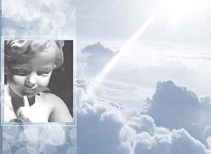 Imagen de Día de las Madres para compartir gratis. El Angel de los Niños