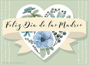 Tarjetas Con Mensajes De Dia De Las Madres Para Compartir