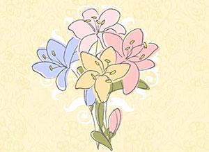 Imagen de Día de las Madres para compartir gratis. Siempre estás en mi corazón, mamá