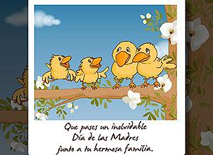 Imagen de Día de las Madres para compartir gratis. Un día inolvidable con tu familia