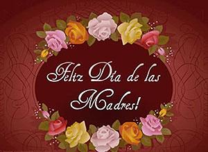 Imagen de Día de las Madres para compartir gratis. Gracias, Mamá