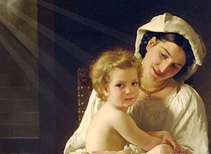 Imagen de Día de las Madres para compartir gratis. Dios te bendiga