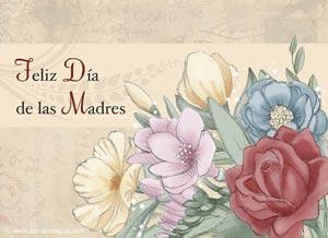 Imagen de Día de las Madres para compartir gratis. Maternidad