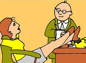 Imagen de Día de la Secretaria para compartir gratis. Cambio de roles