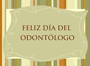 Imagen de Profesiones para compartir gratis. Feliz Día del Odontólogo