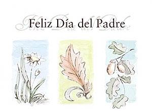 Imagen de Día del Padre para compartir gratis. La bendición de ser padre