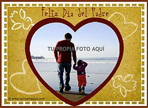 Tarjetas para desear Feliz Da del Padre  Imagenes para felicitar