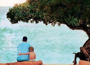 Imagen de Día del Padre para compartir gratis. Un buen padre