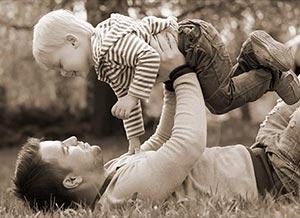 Imagen de Día del Padre para compartir gratis. El mejor regalo de un padre