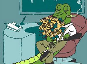 Imagen de Día de la Secretaria para compartir gratis. Debo reconocerlo...