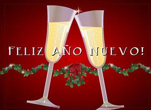 Imagen de Año Nuevo para compartir gratis. Por un excelente año