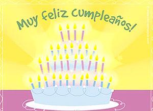 Imagen de Cumpleaños para compartir gratis. Otra velita más...