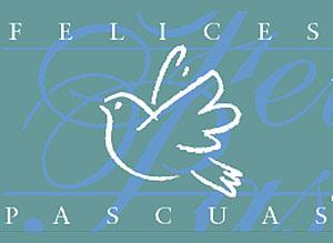 Imagen de Pascuas para compartir gratis. Paz y reconciliación