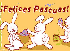 Imagen de Pascuas para compartir gratis. Taller