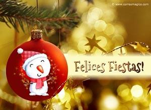 Imagen de Gracias para compartir gratis. Gracias por tu saludo navideño