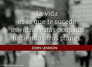 Imagen de Hola para compartir gratis. La vida según Lennon